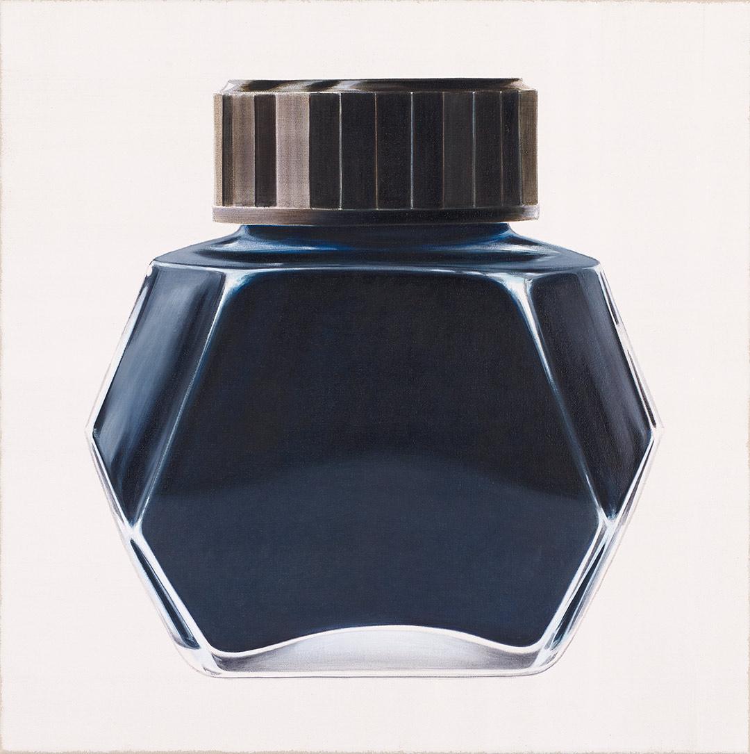 Marcel Glanzmann – Malerei – Tintenfass