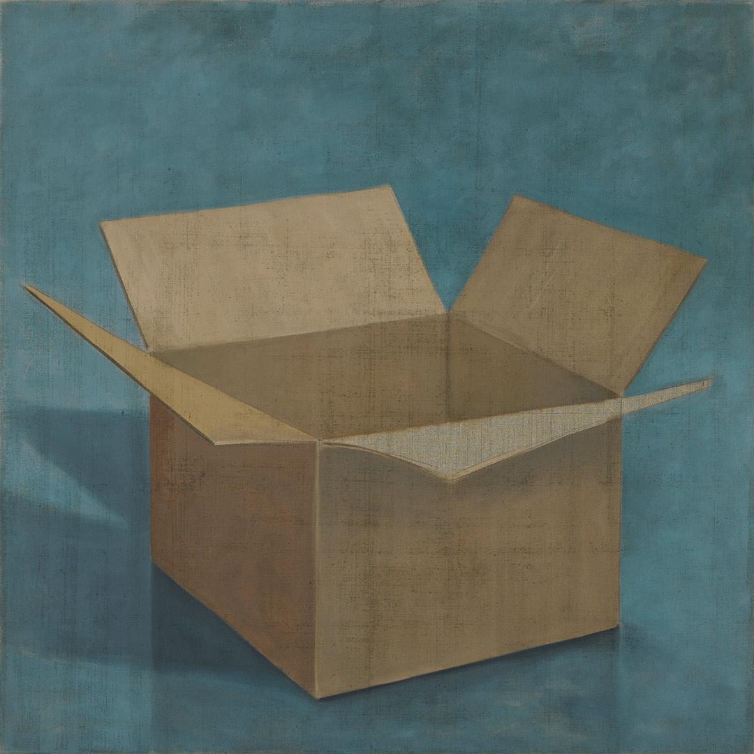 Marcel Glanzmann – Malerei – Objekte