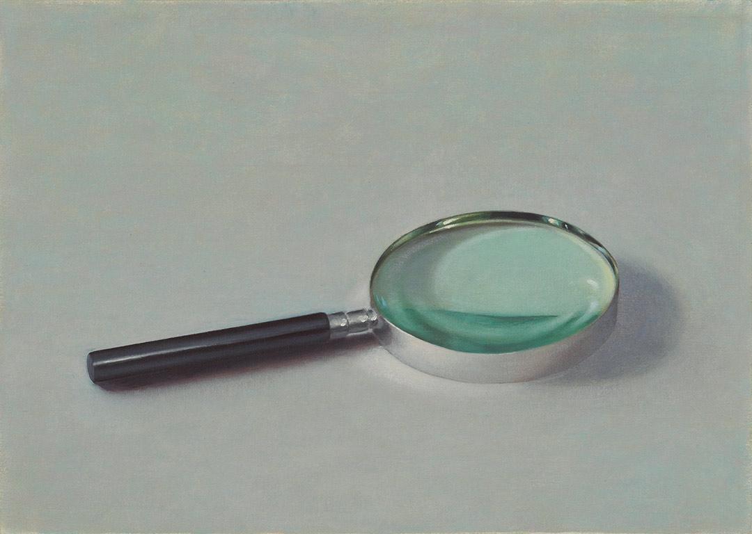 Marcel Glanzmann – Malerei – Lupen