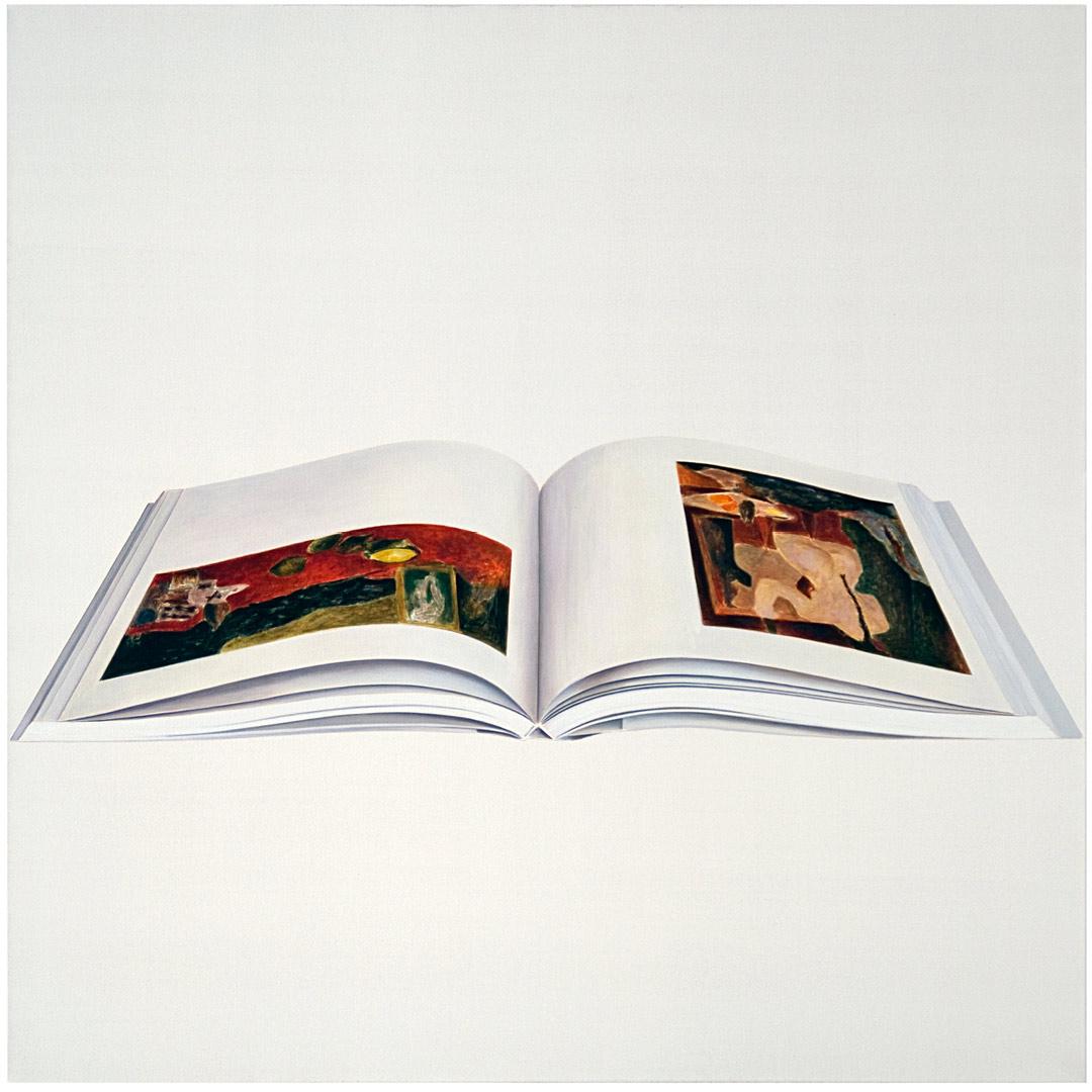 Marcel Glanzmann – Malerei – Bücher