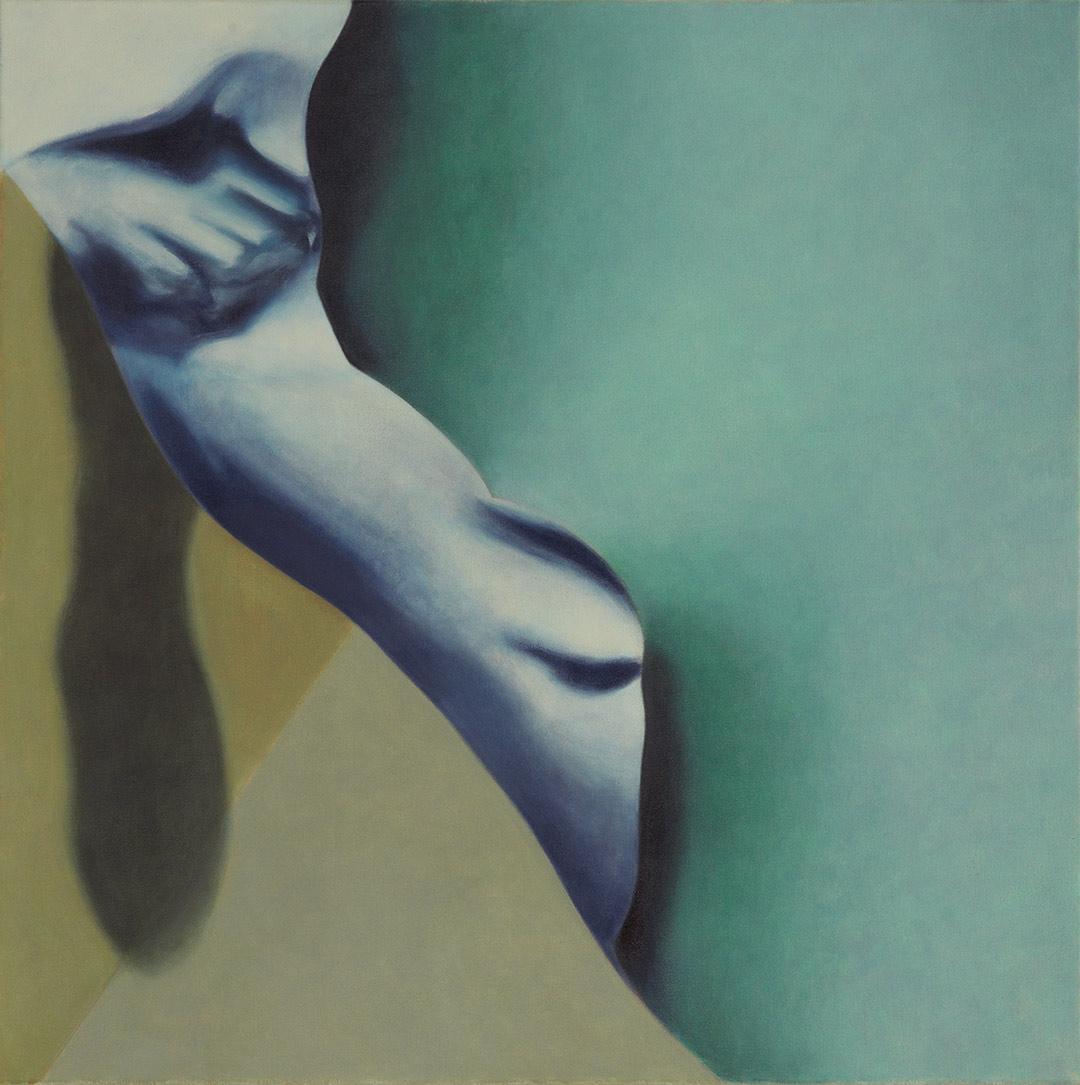 Marcel Glanzmann – Malerei – Fantome