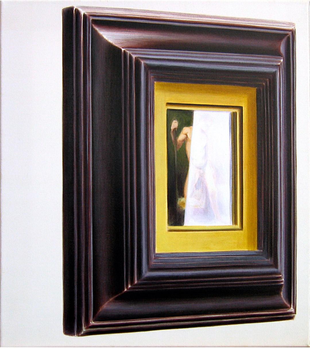 Marcel Glanzmann – Malerei – Mannsbilder