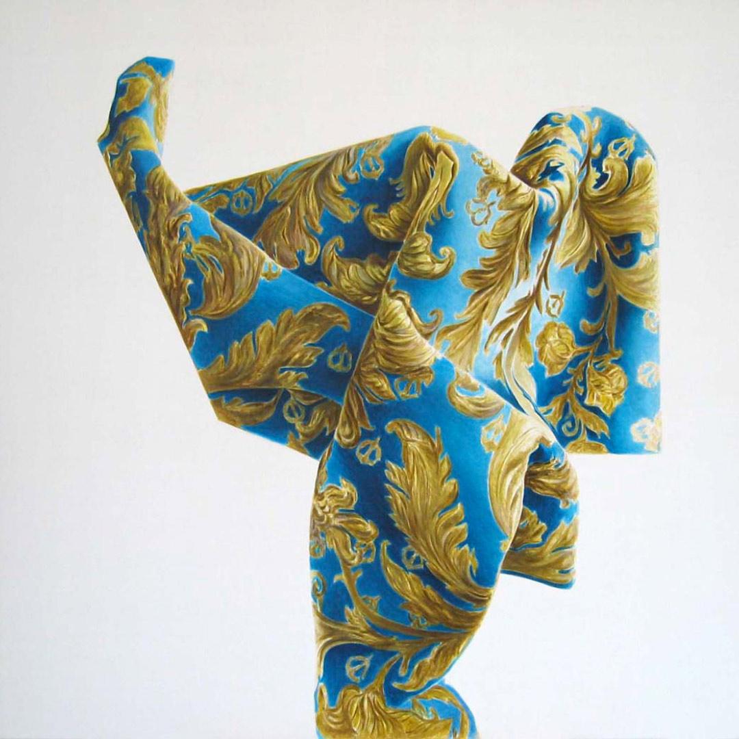 Marcel Glanzmann – Malerei – Phantom II