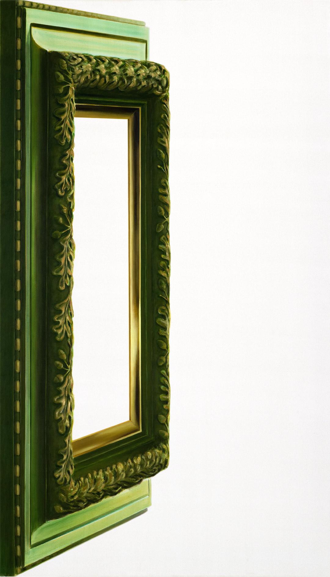 Marcel Glanzmann – Malerei – Rahmen