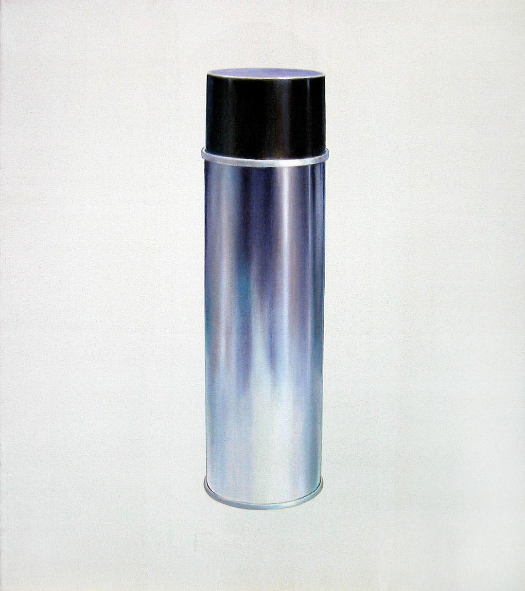 Marcel Glanzmann – Malerei – Silber