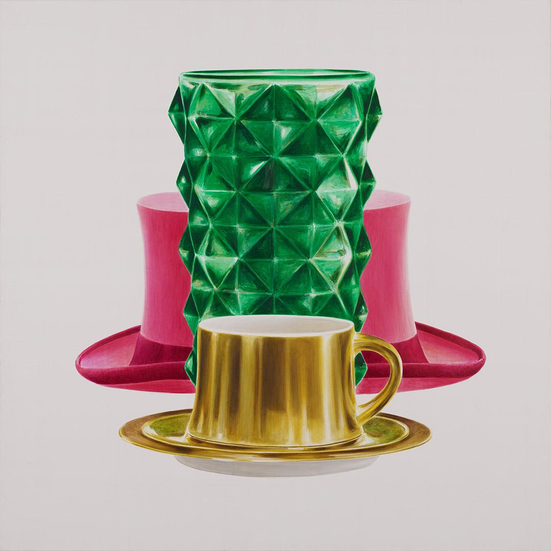 Marcel Glanzmann – Malerei – Stilleben