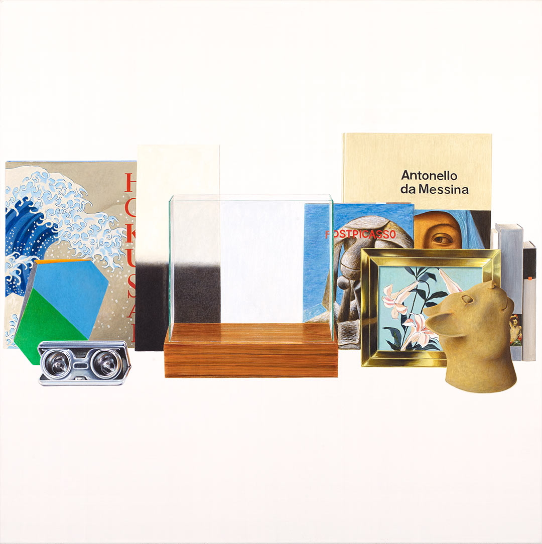 Marcel Glanzmann – Malerei – Memorabilia
